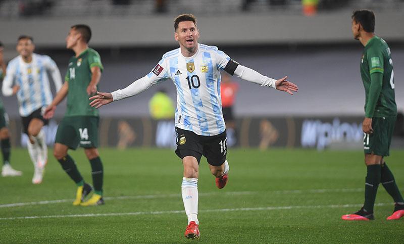 Eliminatorias: Argentina le ganó 3-0 a Bolivia – El Acontecer de Córdoba